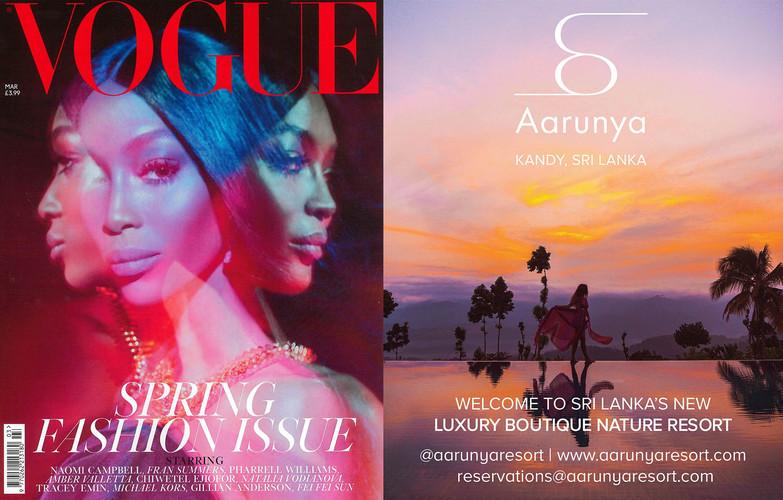 Handpicked by British Vogue March 2019
