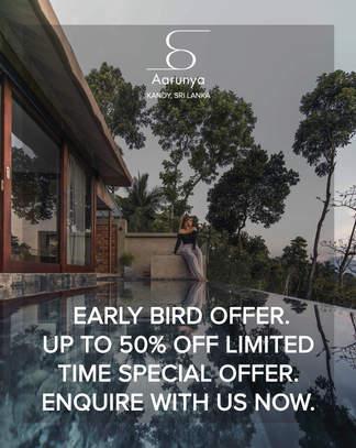 Early Bird Offer!