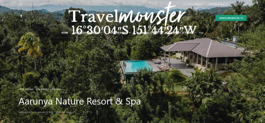 """Aarunya Nature Resort & Spa"""