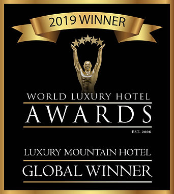Aarunya is the Luxury Mountain Hotel Global Winner in the 2019 World Luxury Hotel Awards!
