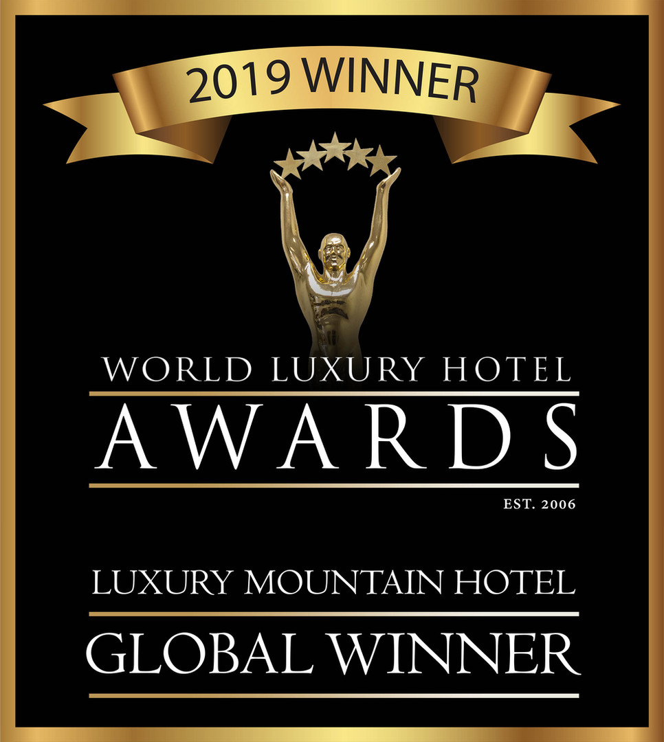 Aarunya has been awarded Luxury Mountain Hotel Global Winner in the 2019 World Luxury Hotel Awards! 🏆