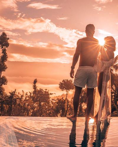 Sri Lanka's premier luxury honeymoon resort.