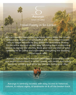 Travel Freely in Sri Lanka