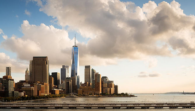 Senior Architect at Skidmore Owings & Merrill, New York City