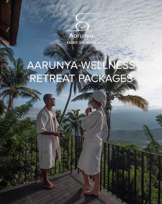 Aarunya Wellness Retreat Packages