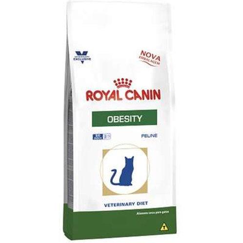 Ração Royal Canin Obesidade Gatos Adultos - 1.5 Kg