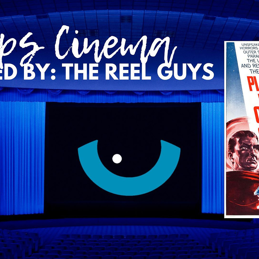 Ciclops Cinema with The Reel Guys