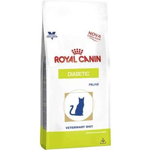 Ração Royal Canin Diabetc Gatos Adultos Diabéticos - 1.5 Kg