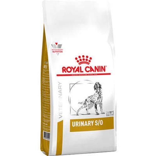 Ração Royal Canin Canine Veterinary Diet Urinário S/O Cães - 10.1 Kg