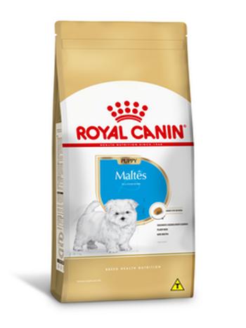 Ração Royal Canin Maltês Filhote - 2,5 Kg