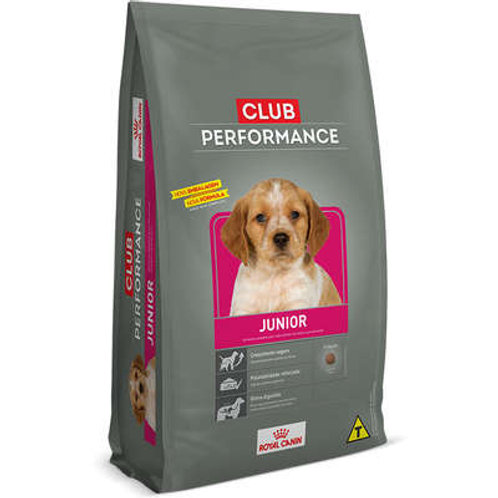Ração Royal Canin Club Performance Junior / Filhote