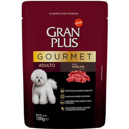 Sachê GRANPLUS para Cães Adultos Gourmet Sabor Ovelha - 100 G