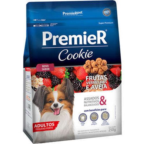 Cookie Premier Adulto Pequeno Porte Frutas Vermelhas - 250 g