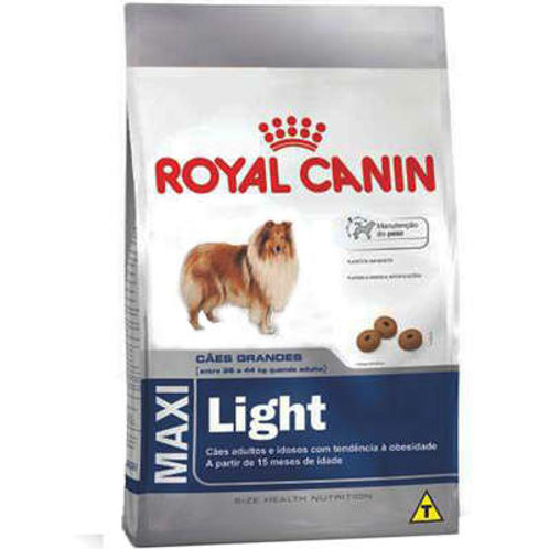 Ração Royal Canin Maxi Light - 15 Kg