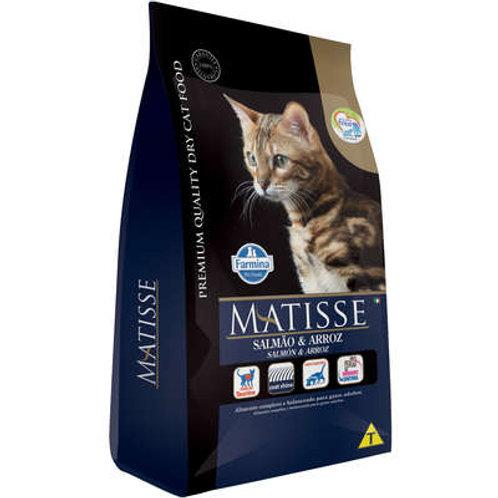 Ração Farmina Matisse Salmão e Arroz para Gatos Adultos