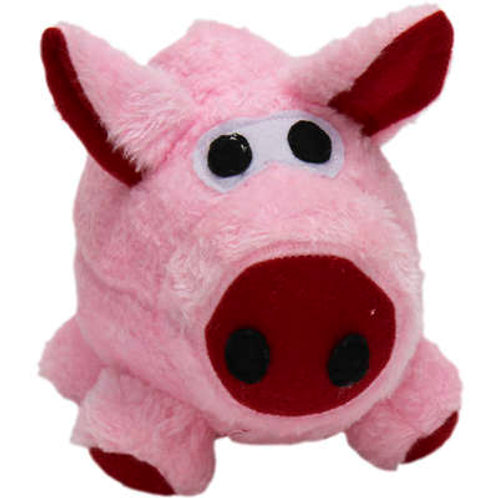 Brinquedo Chalesco Para Cães Porquinho