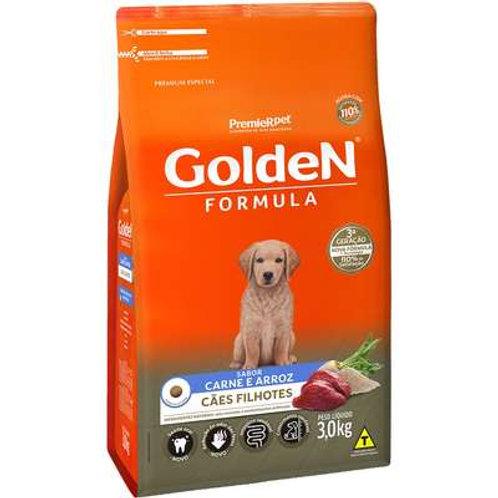 Ração Golden Formula Filhote Carne