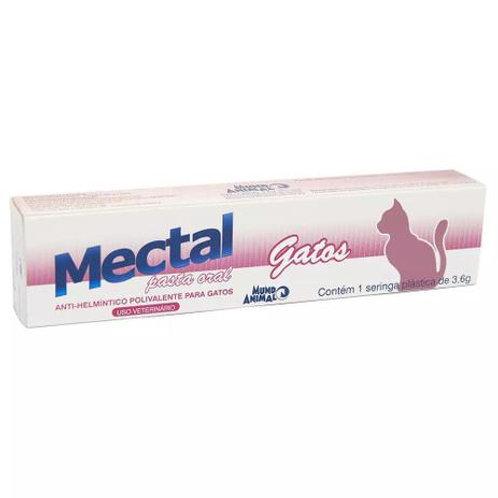 Mectal Pasta Gatos 3,6g Mundo Animal