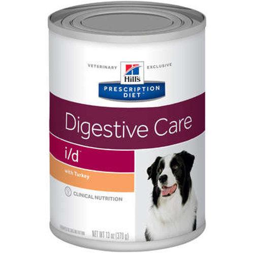 Sachê Hill's Prescription Diet i/d Cuidado Digestivo para Cães  - 370 G