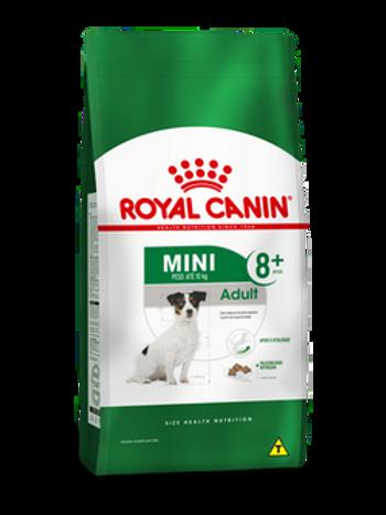 Ração Royal Canin Mini Adulto 8 + de 7,5 Kg