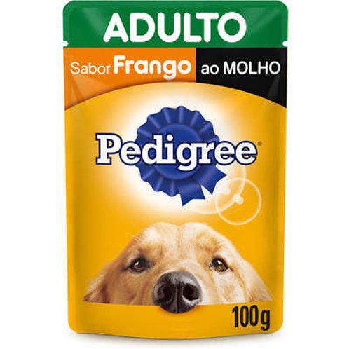 Sachê Pedigree Adulto Sabor Frango ao Molho - 100 G