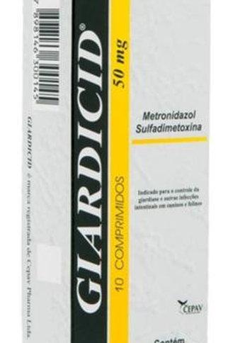 Giardicid 50 mg Cepav