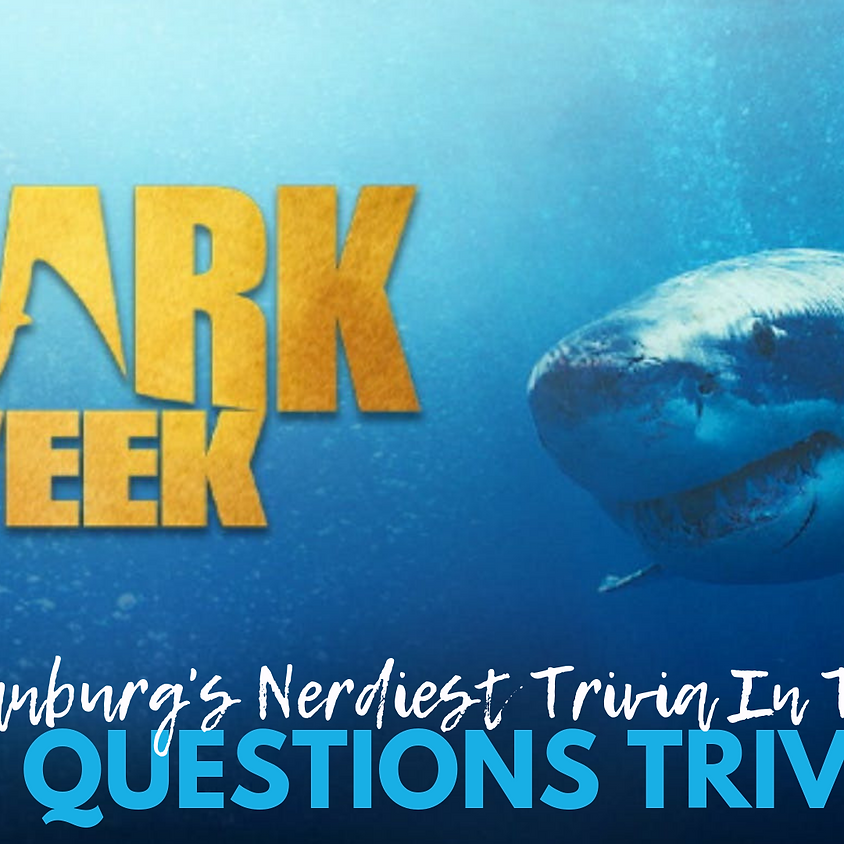 11 Questions Trivia Shark Week
