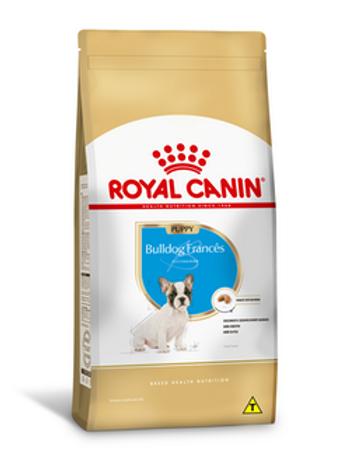 Ração Royal Canin Bulldog Francês Junior / Filhote - 2,5 Kg