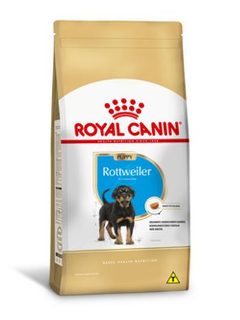 Ração Royal Canin Rottweiler Filhote - 12 Kg