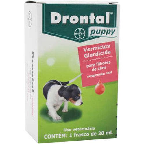 Vermífugo Drontal Puppy Suspensão 20ml Bayer