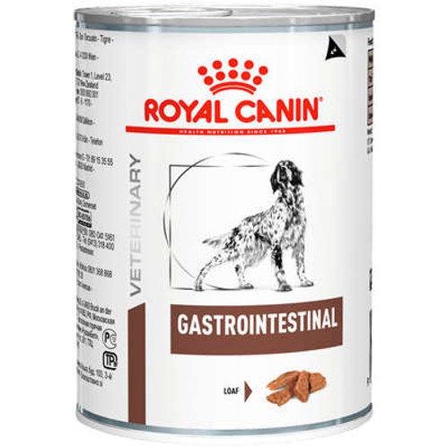 Ração Royal Canin Wet Lata Veterinary Gastro Intestinal para Cães Adultos - 400g