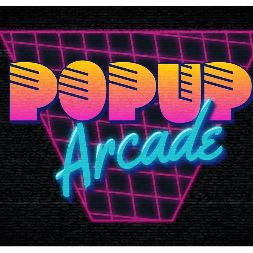 Pop Up Arcade Weekend