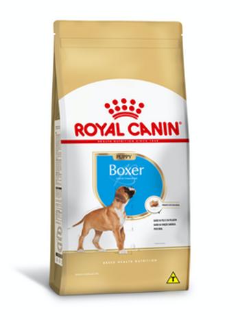 Ração Royal Canin Boxer Filhote - 12 Kg