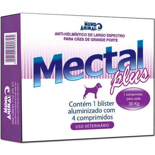 Mectal Cães 30kg Mundo Animal