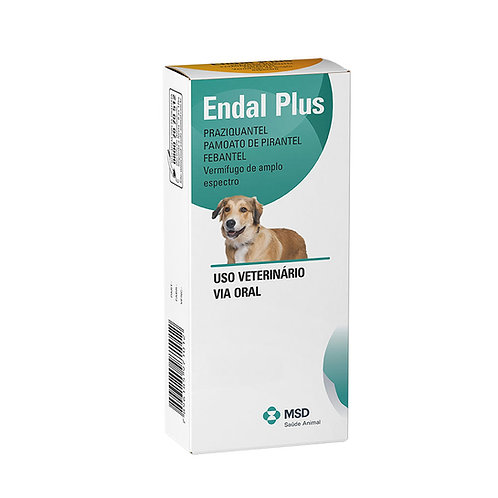 Endal Plus MSD Saúde Animal