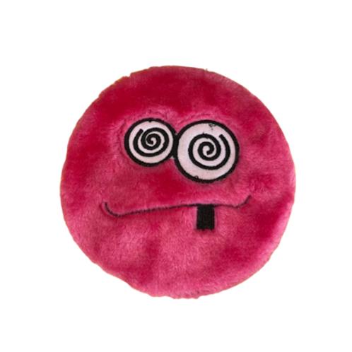 Brinquedo Chalesco Para Cães Emoticon Crazy
