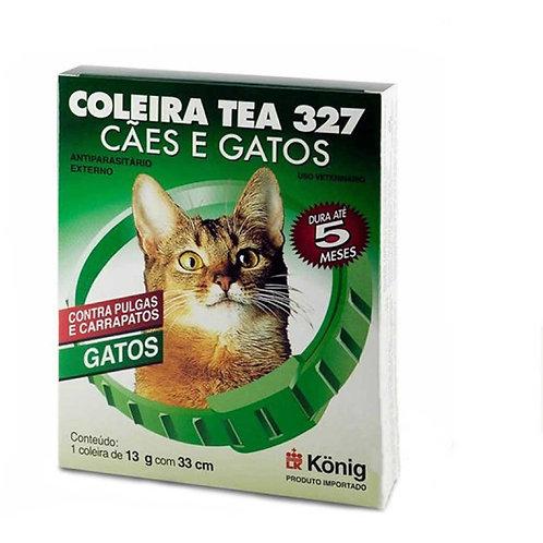 Coleira Antipulgas para Gatos Tea Konig