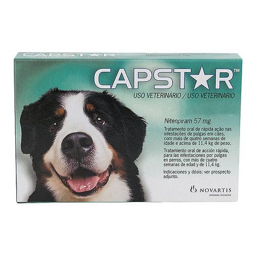 Antipulgas Capstar 57,0mg Cães