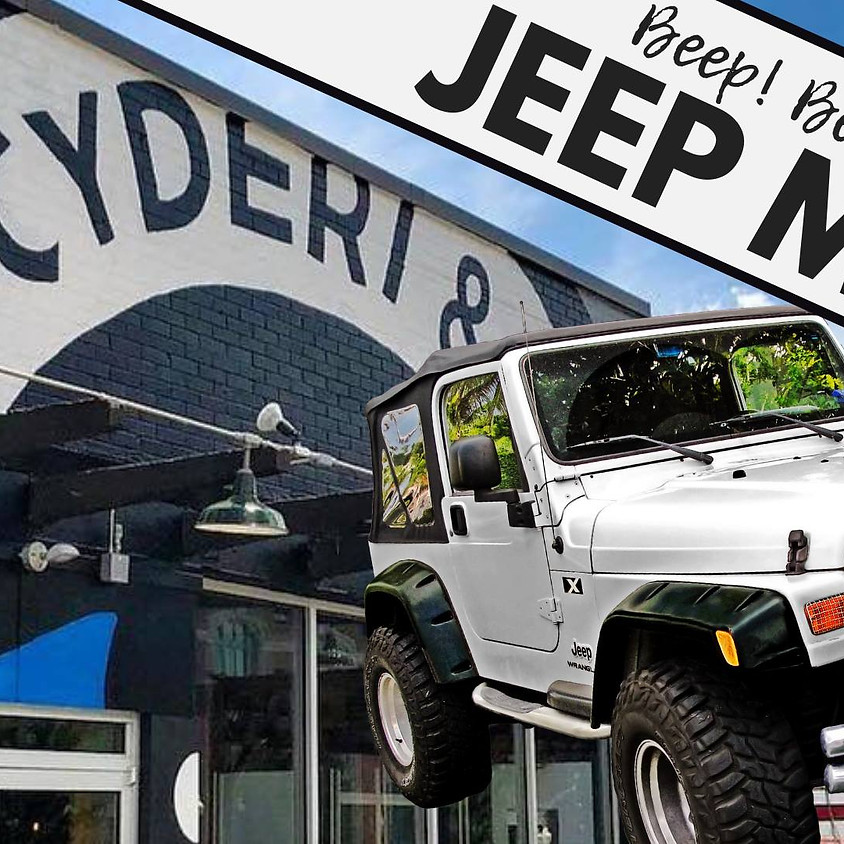 Monthly Jeep Meet