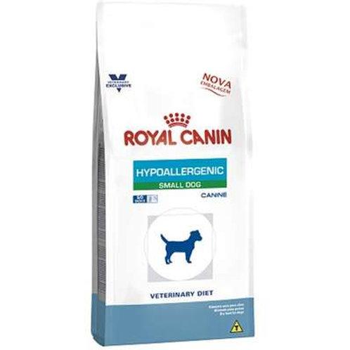 Ração Royal Canin Hipoalergênico Small Cães Adultos