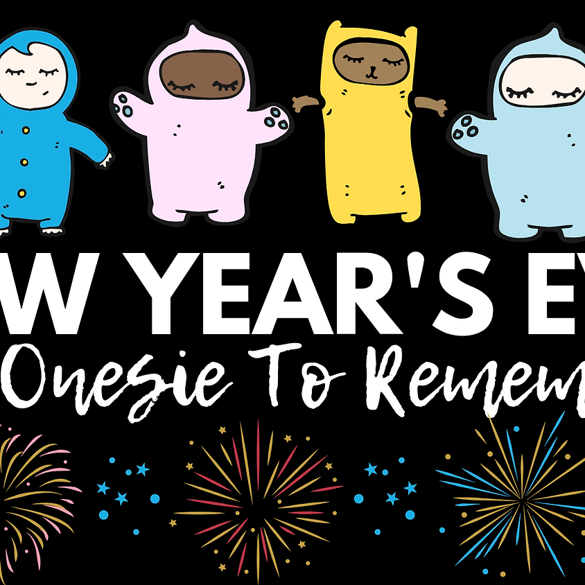 NYE: The Onesie To Remember