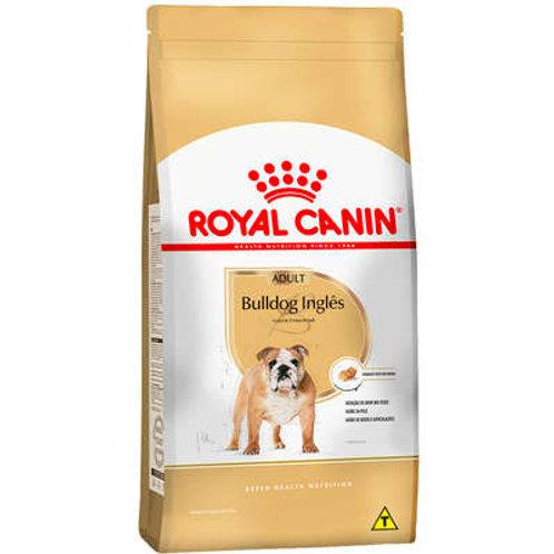 Ração Royal Canin Bulldog Inglês Adulto - 12 Kg
