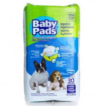 Tapete Higiênico Baby Pads Petix - 30 Unidades