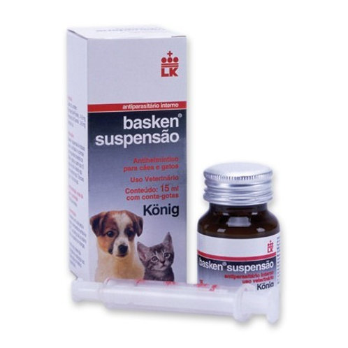 Basken Suspensão 20ml Konig