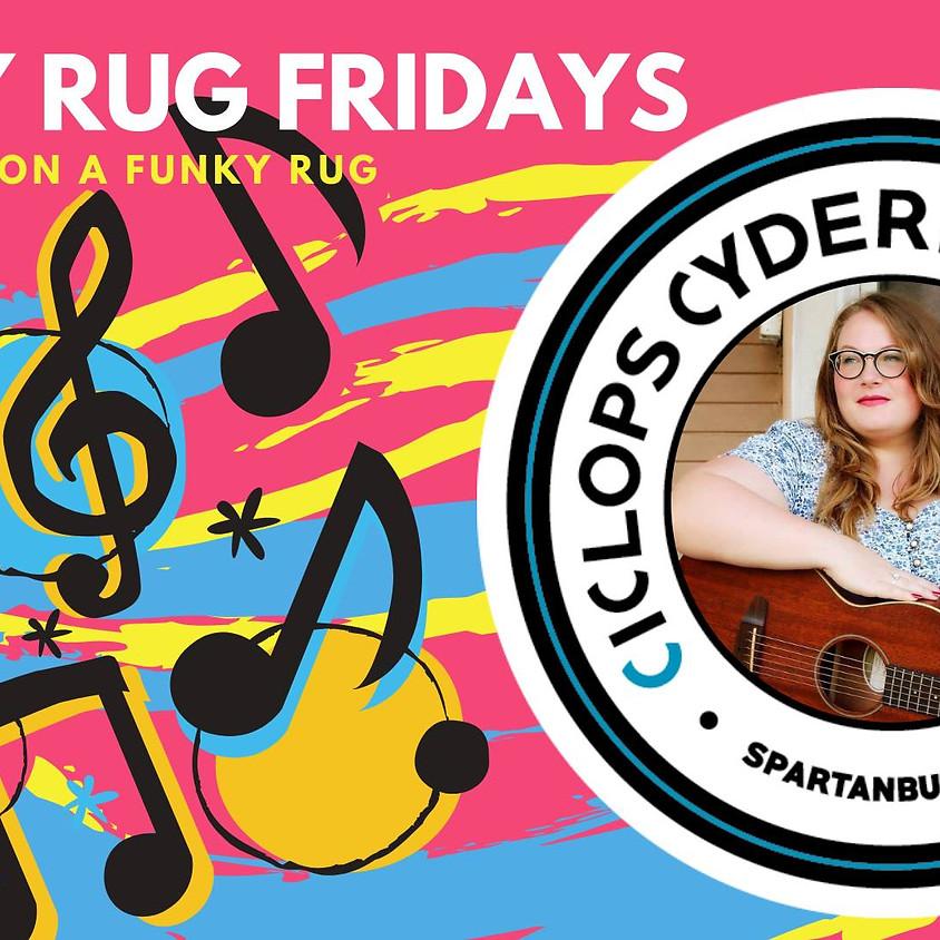 Funky Rug Fridays: Momma Molasses