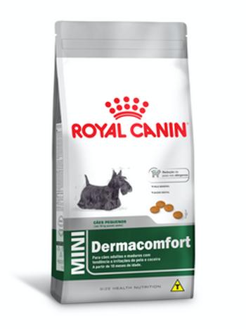 Ração Royal Canin Mini Dermacomfort