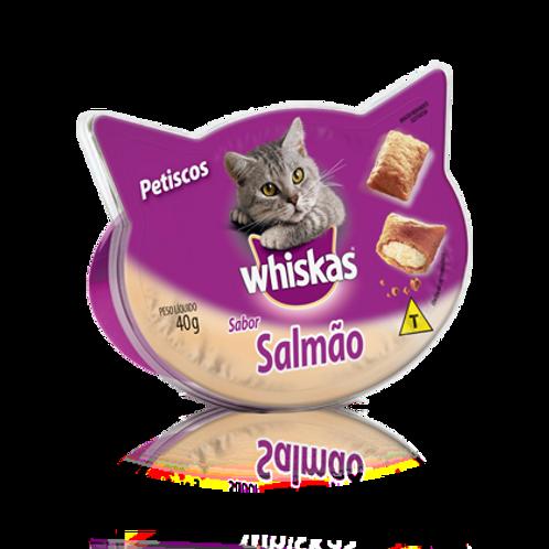 Petisco WHISKAS para Gato Sabor Salmão