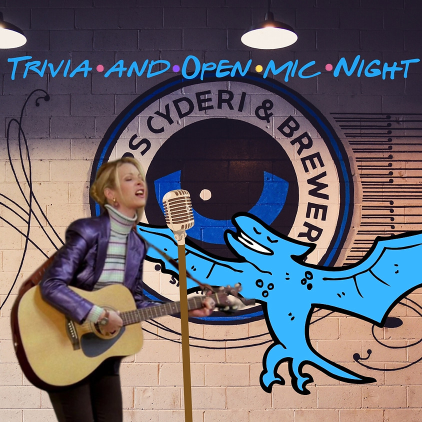 Trivia and Open Mic Night