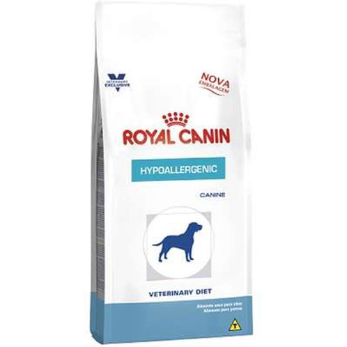 Ração Royal Canin Hipoalergênico Adultos
