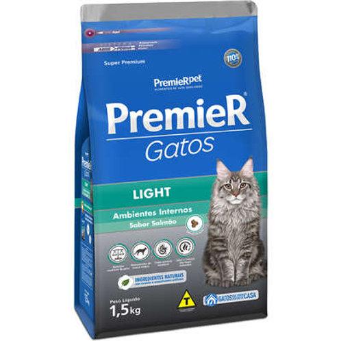 Ração Premier para Gatos Adultos Light